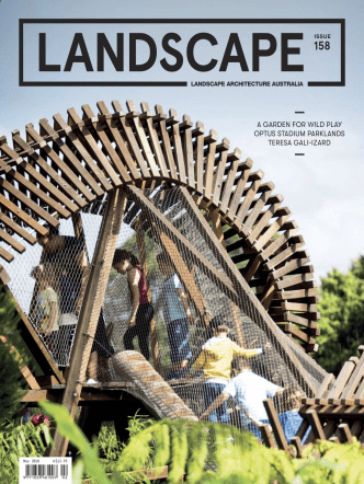 Landscape Architecture Australia - May 2018