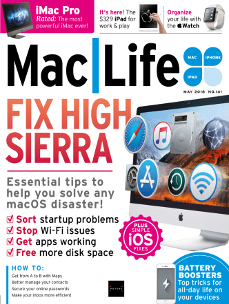 MacLife UK - June 2018