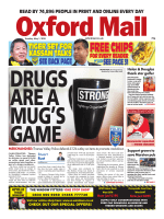 Oxford Mail – May 01, 2018