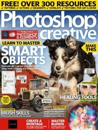 Photoshop Creative - August 2018