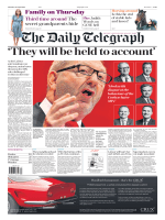 The Daily Telegraph - April 26, 2018