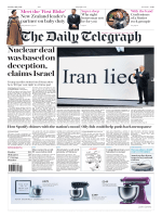 The Daily Telegraph - May 1, 2018