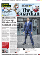 The Guardian  May 1 2018