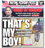 New York Post  May 2 2018