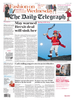 The Daily Telegraph - May 2, 2018