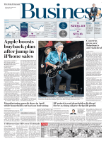 The Daily Telegraph Business - May 2, 2018