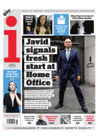 The i Newspaper – May 01, 2018