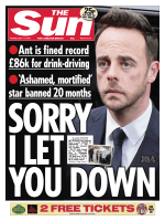 The Sun UK – 17 April 2018