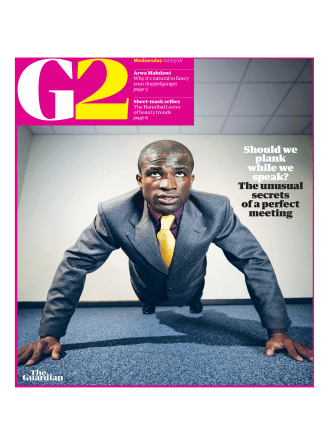 The Guardian G2  May 2 2018