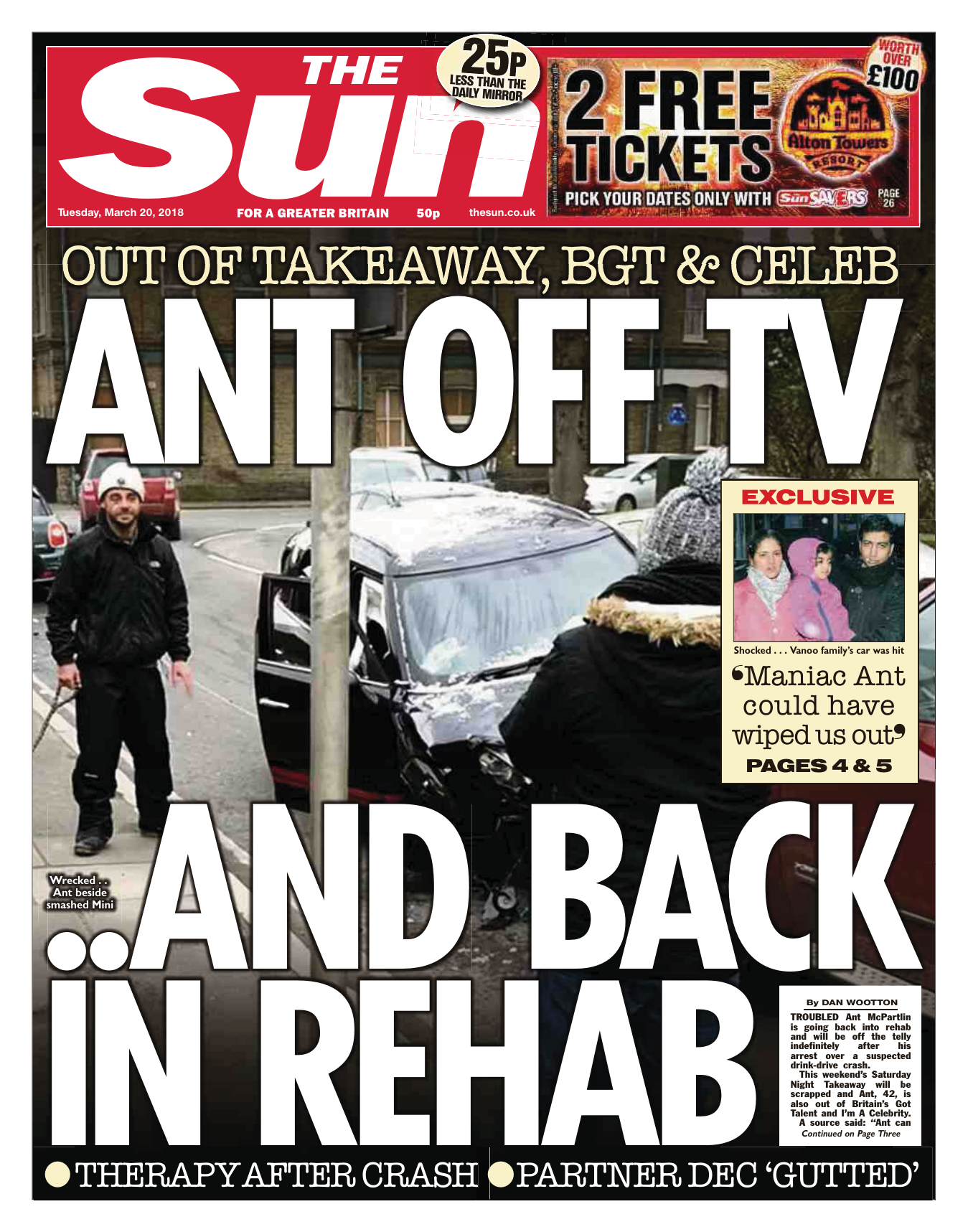a878a704773 The Sun UK – 20 March 2018