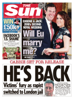The Sun UK – 23 January 2018