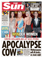 The Sun UK – 24 January 2018