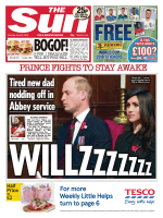 The Sun UK – 26 April 2018