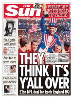 The Sun UK – 27 April 2018