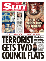 The Sun UK – 28 March 2018