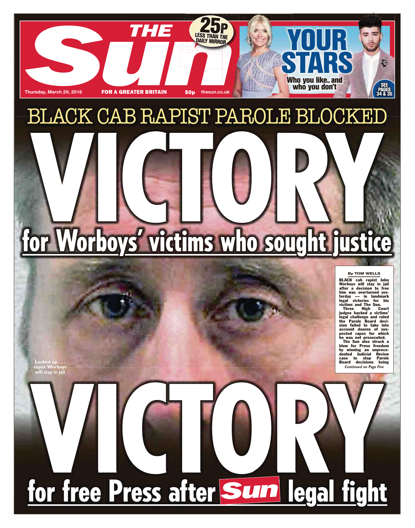 a1dc03bc3f666 The Sun UK – 29 March 2018