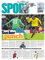 The Sunday Times Sport — 14 January 2018