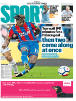 The Sunday Times Sport - 15 October 2017