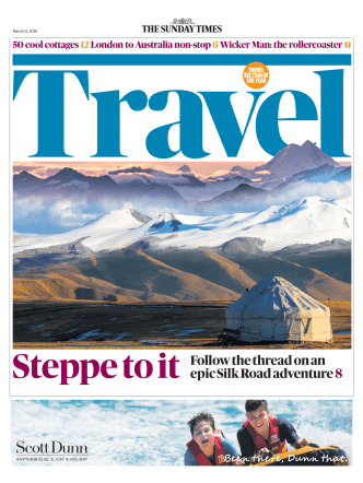 The Sunday Times Travel - 11 March 2018