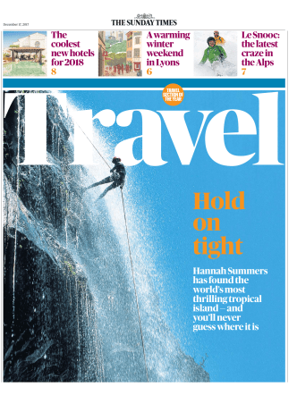 The Sunday Times Travel - 17 December 2017