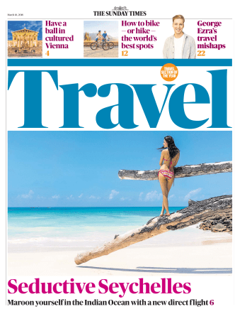The Sunday Times Travel - 18 March 2018