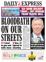Daily Express – May 07, 2018