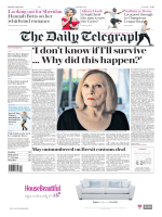The Daily Telegraph - May 3, 2018