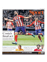 The Daily Telegraph Sport - May 4, 2018
