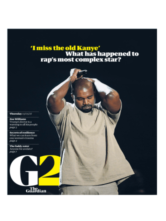 The Guardian G2  May 3 2018