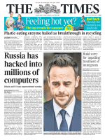 The Times - 17 April 2018
