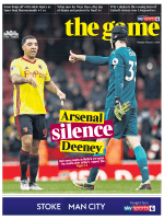 The Times - The Game - 12 March 2018