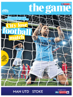 The Times - The Game - 15 January 2018