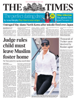 The Times 30 August 2017