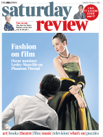 The Times Saturday Review — 3 February 2018