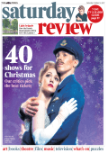 The Times Saturday Review - 14 October 2017