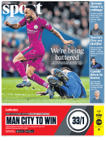 The Times Sports — 3 February 2018