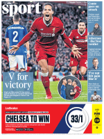 The Times Sports — 6 January 2018