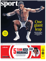 The Times Sports - 31 March 2018