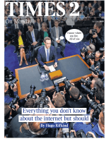 The Times Times 2 - 16 April 2018