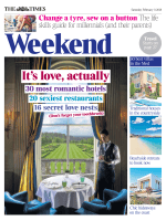The Times Weekend — 3 February 2018