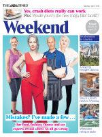 The Times Weekend - 7 April 2018