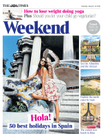 The Times Weekend — 20 January 2018