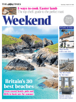 The Times Weekend - 31 March 2018