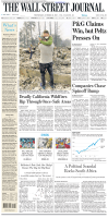 The Wall Street Journal - 11 October 2017