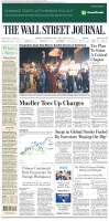The Wall Street Journal - 30 October 2017