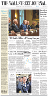 The Wall Street Journal - April 10, 2018