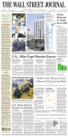 The Wall Street Journal - March 27, 2018