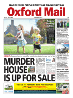 Oxford Mail – May 07, 2018