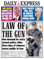 Daily Express – May 08, 2018