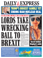 Daily Express – May 09, 2018